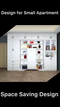 Small Room Design Bedroom, Bedroom Furniture Design, Home Room Design, Small House Design, Home Decor Furniture, Home Interior Design, Small Apartment Design, Small Space Design, One Design