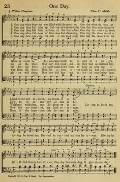 "Just Over in the Gloryland. may still be under copyright? remainder of chorus: ""There with the mighty host I'll stand, Just over in the glory-land. Gospel Song Lyrics, Gospel Music, Music Lyrics, Music Songs, Music Quotes, Hymns Of Praise, Praise Songs, Worship Songs, Church Songs"