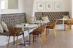 Pop in for some chill time at our trendy Elements Bar and Lounge. The Beverly, Beverly Hills, Chill, Dining Table, Lounge, Bar, Furniture, Beautiful, Home Decor