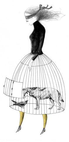 """Alejandra Acosta, """"Al cerrar los ojoslos abro dentro de tus ojos"""". (Octavio Paz)"""