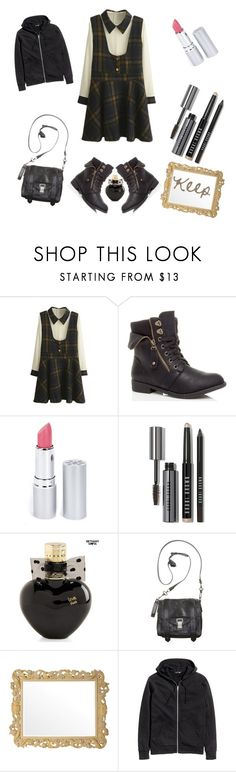"""Keep"" by cecilia-payne-1 ❤ liked on Polyvore featuring beauty, HoneyBee Gardens, Bobbi Brown Cosmetics, Aéropostale, Proenza Schouler and Savio Firmino"