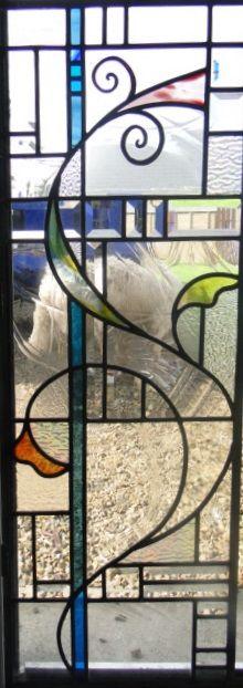 Contemporary   Irish Stained Glass