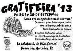 Gratifeira: recollida de obxectos @ La habitación de Niña Caracol - Ourense feira gratis de balde free