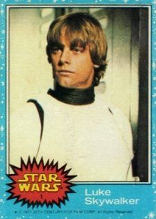 Topps Star Wars Trading Cards (1977)