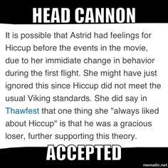 Headcannon accepted
