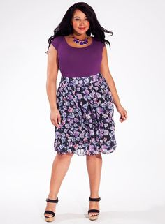 Loretta Skirt in Violet Petal Let's be friends! Take 30% OFF IGIGI sale and final cut items, today through Monday!!! That's up to 75% off some of your favorite dresses!  Use code FALLSale30!  #friendsandfamily #igigi #fallsale #ffsale #friendsandfamilysale #plussize #plussizefashion #psbloggers #curvy #bbw