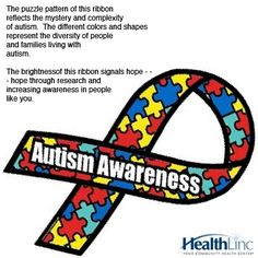Support National Autism Awareness Month