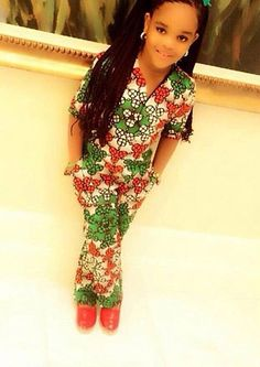 Kids' Swag African Dresses For Kids, African Babies, African Children, Girls Dresses, African Clothes, African Attire, African Wear, African Outfits, African Inspired Fashion