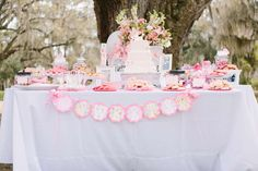 Pretty in Pink! Baby Shower Party Ideas | Photo 39 of 72 | Catch My Party