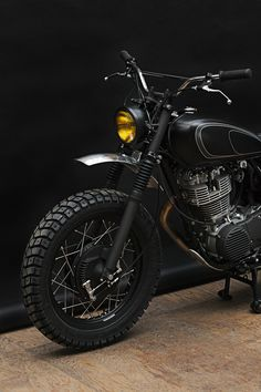 """""""GuibbonSlap"""" Yamaha SR400 by Wrenchmonkees 