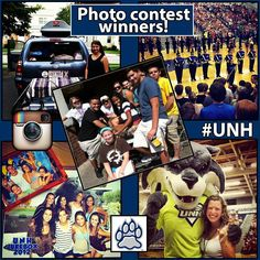 Did you take one of these photos? If so, you won a t-shirt courtesy of Hayden Sports and #UNH.