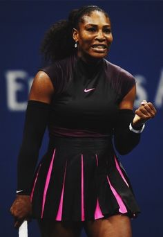 Serena Williams | 2016 US Open Day 2 def.... - Tennis Blog