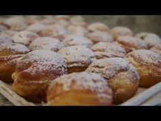 (20) Super Soft Aebleskiver Recipe - YouTube