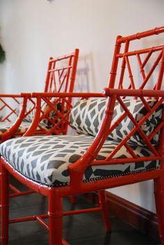 sillones de bambu en blanco - Buscar con Google
