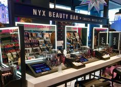NYX Union Sq Flagship