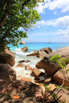 Anse Lazio Praslin, Seychelles