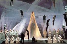 Orphée et Eurydice, scene di David e Frédèrico Alagna, Teatro Comunale di Bologna 2008. Fonte: foto Art Project, Archivio Peroni S.p.A.