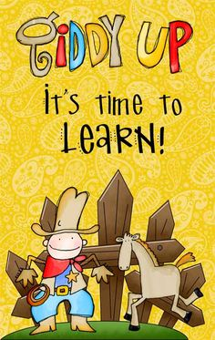 - how-to-decor-classroom - Family Cowboy Theme, Western Theme, Western Cowboy, Up Theme, Farm Theme, Theme Ideas, Wild West Activities, Westerns, Education Banner