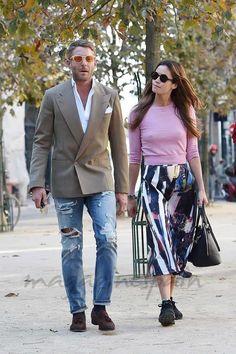 The Sartorialist, Lapo Elkann, Stylish Couple, Dapper Men, Fashion Couple, Gentleman Style, Jeans Style, Daily Fashion, Outfit