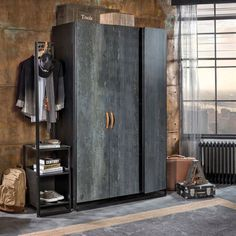 Our boys bedroom furniture serves as an ultimate storage solution with quality construction. Introduce storage resourcefulness into your teen boys room when you invest in this piece. Tall Cabinet Storage, Locker Storage, Childrens Wardrobes, Boys Bedroom Furniture, Bed Design, Modern Design, Teen Rooms, Projects, Kids