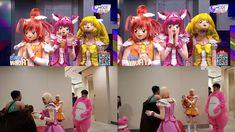 Glitter Force, Pretty Cure, Mascot Costumes, Sailor Moon, Behind The Scenes, Geek Stuff, Cosplay, Anime, Zipper