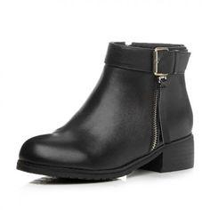 Chiko Josephe Zipper Ankle Boots