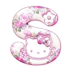 Sanrio, Anniversaire Hello Kitty, Disney Names, S Alphabet, Cat Party, Baby Princess, Letters And Numbers, Emoji, Baby Dolls