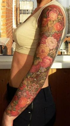 65 Great Sleeve Tattoos & Arm Tattoos // Ink Inspiration