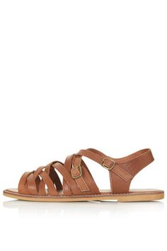 HOLLAND Strappy Sandals