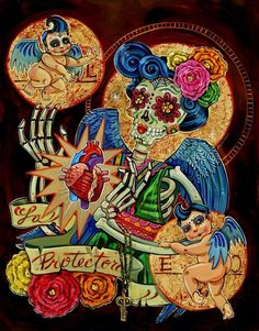 Dia del la muerte