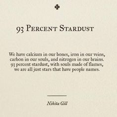 we are all just stars that have names. @inshaalkhizar.
