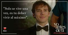 Yo Antes De Ti - #ViveAlMáximo - Próximamente en cines