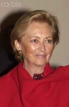 Belgium's Queen Paola