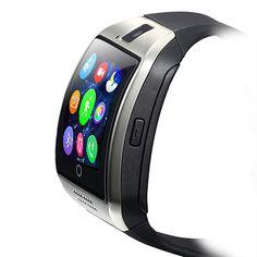 ST800 1.54-inch 240*240 MTK6260A GSM SIM Card NFC Bluetooth Smart Watch