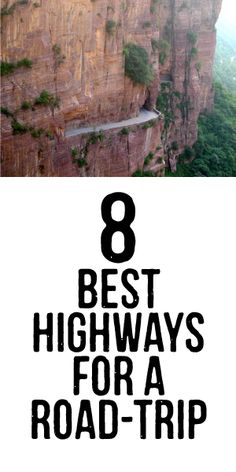 8 Best Highways For A Road Trip!