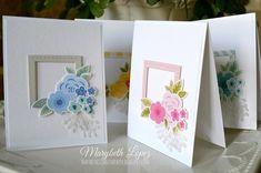 Papertrey Ink Color Pops Mini Kit set of cards marybethstimeforpaper.blogspot.com
