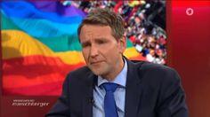 Gender-Mainstreaming (Maischberger) mit Björn Höcke (AfD) - 14.04.2015