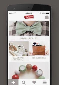 Localise + testing of Italian DaWanda App