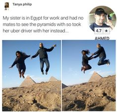 SHE BETTER HAVE TIPPED HIM LIKE 500 FOR THOSE FABULOUS PICTURES THANK YOU AHMED FOR MAKING THE WORLD A BETTER PLACE