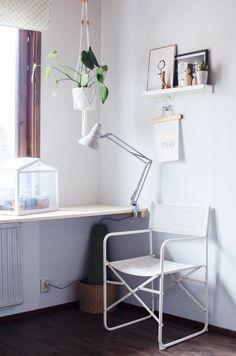 Bygga ett eget skrivbord - Sandra Hjort - Metro Mode