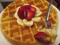 Glenn's Heavenly Gluten Free Waffles-Sprouted Roots? I've been searching for an easy gluten free waffle recipe that tastes good. Only took me a year to find this one!