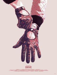 Drive Poster - Matthew Woodson
