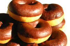 Revista Champagne News: Donuts de chocolate