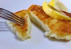 Greek Saganaki recipe (Pan-seared Greek cheese appetizer)-3
