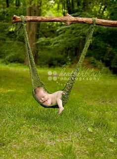 Newborn Hammock Photography Prop  Cream or by BriarRoseCraftyThing, $40.00