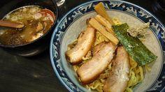 つけ麺 肉のせ@らぁめん こもん (石川町)