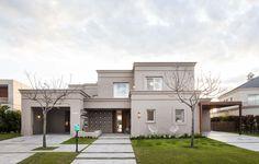 Arquitectura - Paisajismo - Ricardo Pereyra Iraola - Buenos Aires - Argentina - Casa - Paisajista - Fachada - Frente