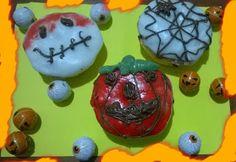 lericettediziasara: halloween muffins alla vaniglia
