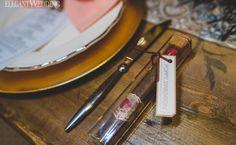 Cigar wedding favour/favor! MODERN-DAY BOARDWALK EMPIRE www.elegantwedding.ca
