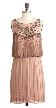 modcloth- Great Gatsby feel to it no?